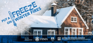 Put A Freeze On Winter Fires