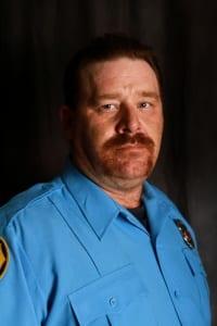 Lt. Ed Mayes