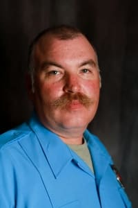 Sr. Firefighter Jerry Millard