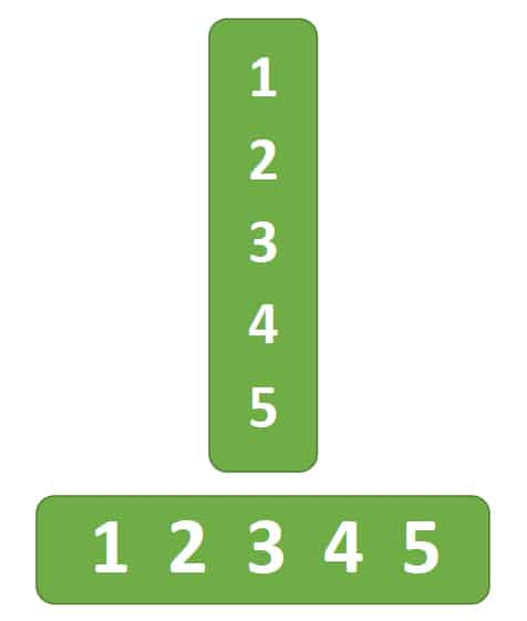 Address Signs - Horizontal or Vertical